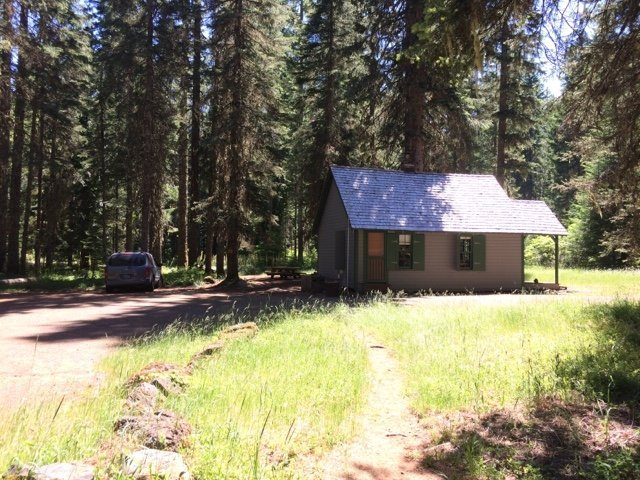 Box Canyon Guard Station - Oregon Forest Service